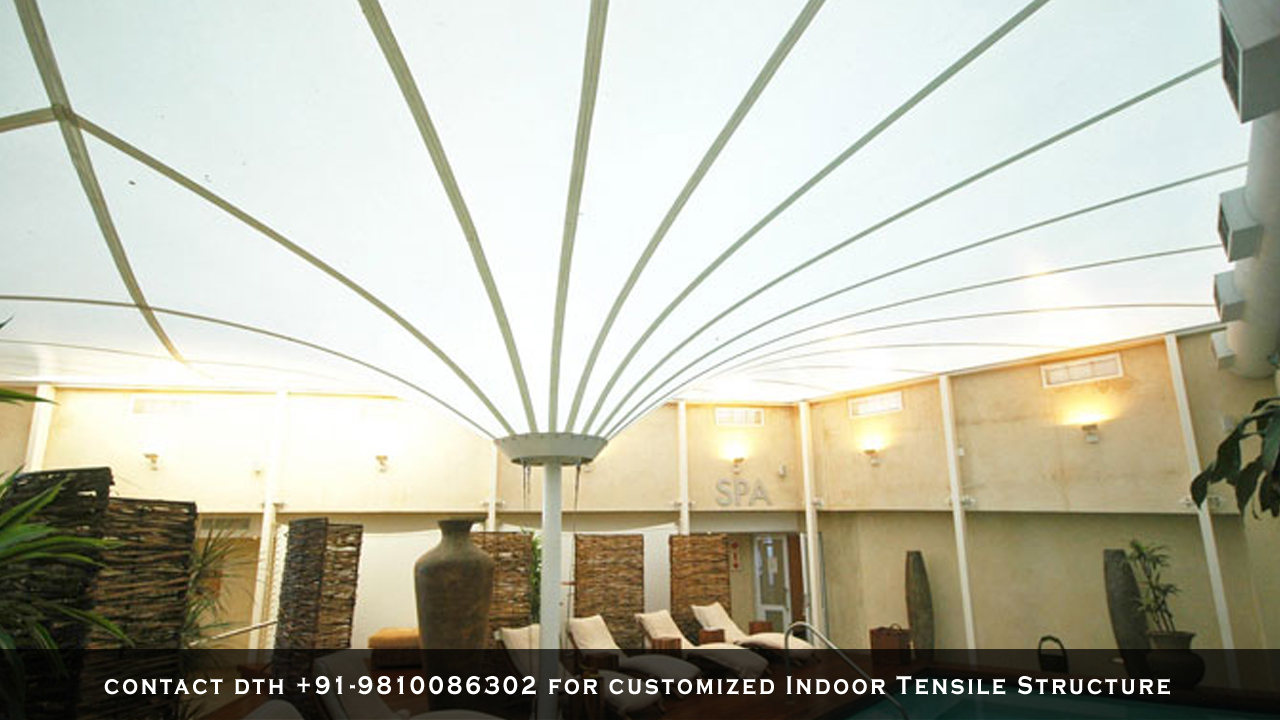Indoor-Tensile-Structure
