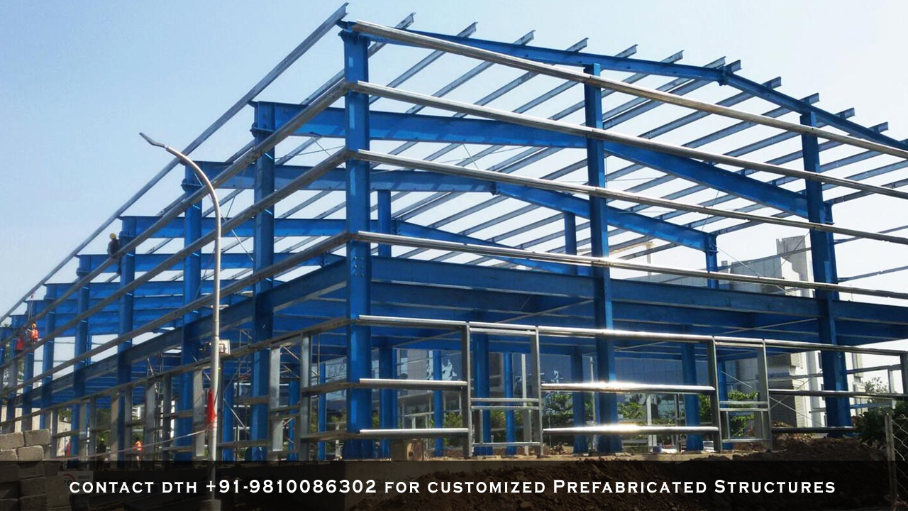 Prefabricated-Structures